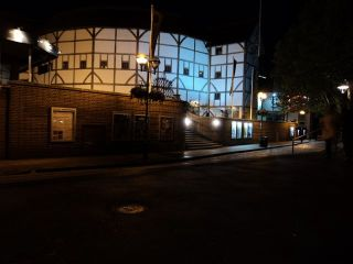 Shakespeare´s Globe Theatre